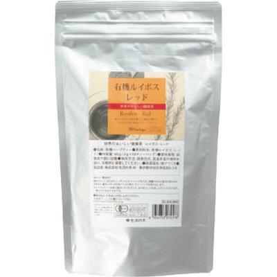 生活の木健康茶有機ルイボス・レッド30個