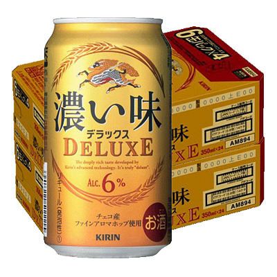 濃い味デラックス350ml×48缶