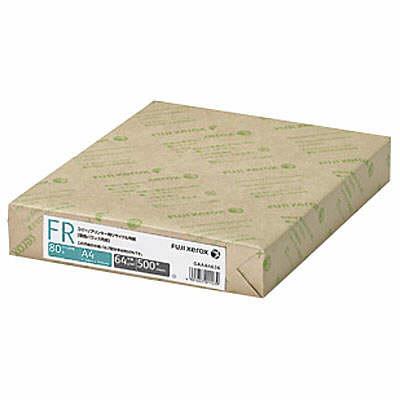 富士ゼロックス FR(環境バランス用紙) GAAA4636 A4 1冊(500枚入)