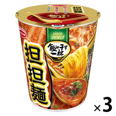 タテ型飲み干す一杯 担担麺 76g 3食