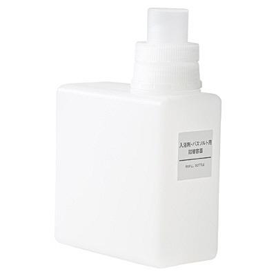 入浴剤・バスソルト用詰替容器