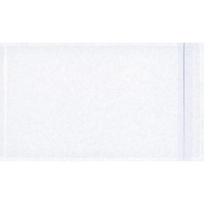 「現場のチカラ」デリバリーパック 完全密封タイプ 長3封筒用 1パック(100枚入) アスクル