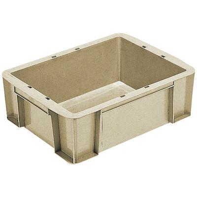 「現場のチカラ」 ASコンテナ 9L ライトグレー 1箱(10個入)