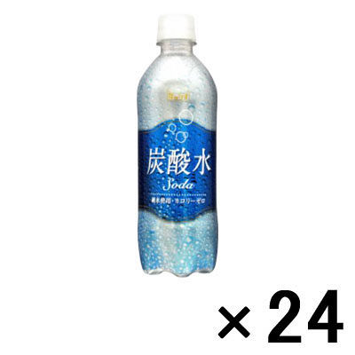 チェリオ 炭酸水 500ml 1箱