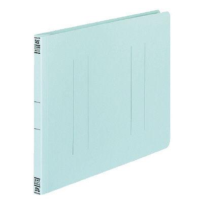 フラットファイル A4横 青 30冊