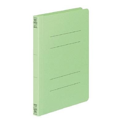 フラットファイル A5縦 緑 30冊