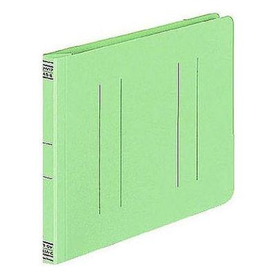 フラットファイル A5横 緑 30冊