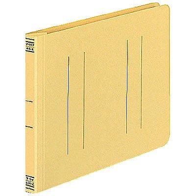 フラットファイル A5横 黄 30冊