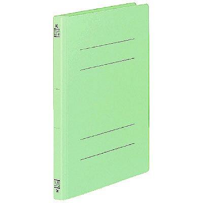 フラットファイル B5縦 緑 30冊