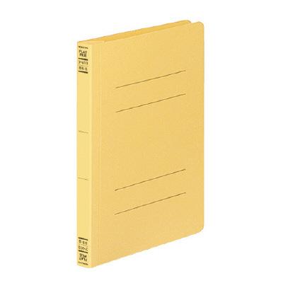 フラットファイル B6縦 黄 30冊