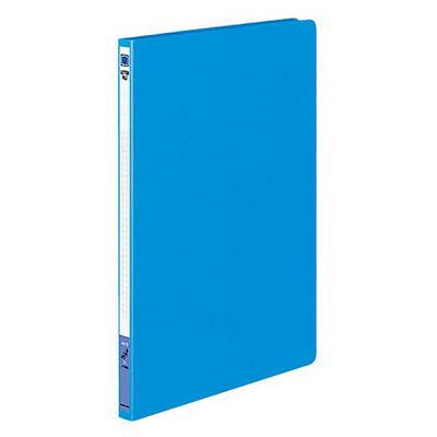 コクヨ レターファイル(色厚板紙) A4タテ ブルー フ-550B 1袋(10冊入)