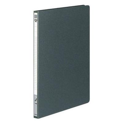 コクヨ レターファイル(色厚板紙) A4タテ グレー フ-550DM 1袋(10冊入)