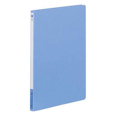 コクヨ レターファイル PP表紙 A4タテ ブルー フ-520B 1袋(10冊入)
