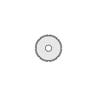 オルファ ミシン目ロータリーカッター替刃 XB173 (直送品)