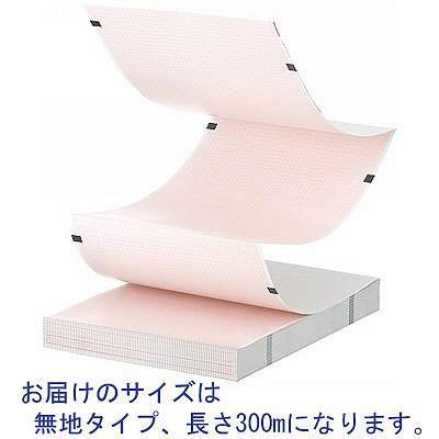 ちばら 心電図用記録紙 折畳タイプ CQW210-30-295 1冊