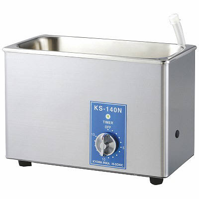 共和医理科 超音波洗浄器3.4L KS-140N 13-5010 (取寄品)