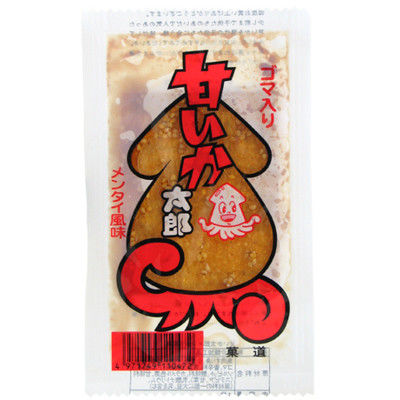 菓道 甘イカ太郎メンタイ風味 1枚