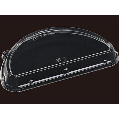 エフピコ T-MFPピザ丸10インチ1/2嵌合蓋 17770020 1袋(50枚入)