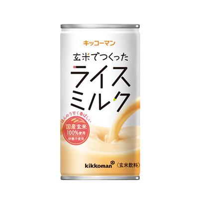 玄米でつくったライスミルク190g 3缶