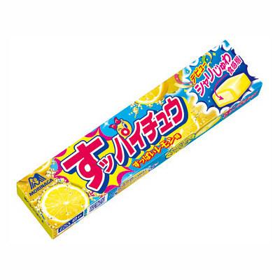 すッパイチュウ<すっぱいレモン味>