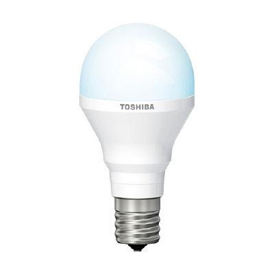 東芝 LED電球 60W形 ミニクリプトン形 860lm 昼白色 広配光タイプ LDA7N-G-E17/S/60W