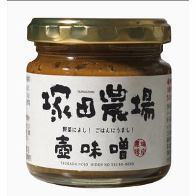 塚田農場 壺味噌 130g