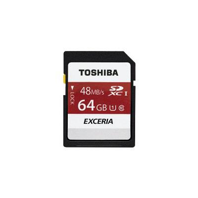 東芝 SDXC/SDHC 64GB