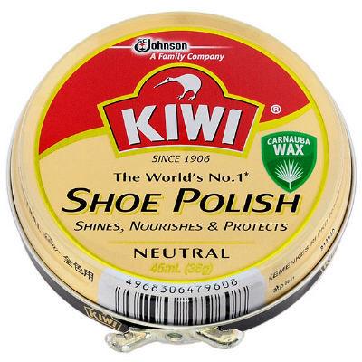 KIWI油性靴クリーム  全色用45ml
