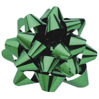 リボン 緑 幅5mm 100個