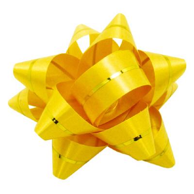 リボン 黄 幅12mm 100個