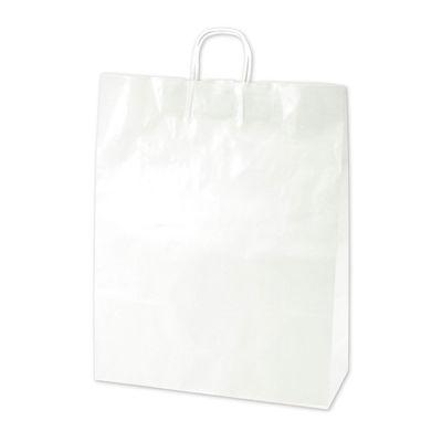 ギフトバッグ 白 特々大 50枚