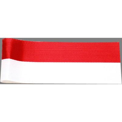 リボン 紅白 幅24mm 1巻