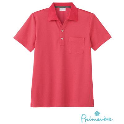 【メーカーカタログ】 サンペックスイスト ポロシャツPCー703 コーラル LL PC-703-CR 1枚  (取寄品)