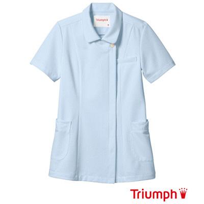 トリンプ ジャケット 女性用 サックス L TPF-112 サンペックスイスト (取寄品)