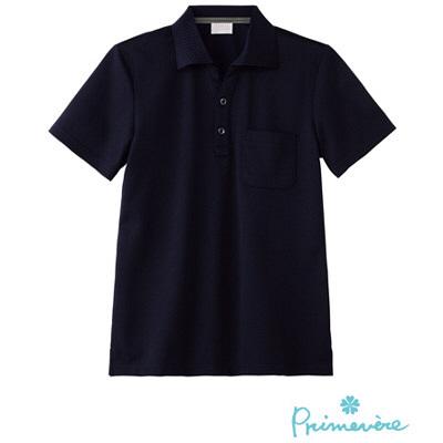 【メーカーカタログ】 サンペックスイスト ポロシャツPCー703 ブラック L PC-703-BK 1枚  (取寄品)