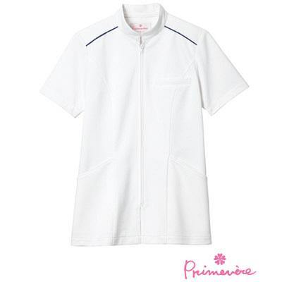 【メーカーカタログ】 サンペックスイスト ジャケットPTー103 ホワイト M PT-103-WH 1枚  (取寄品)