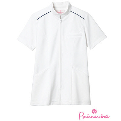 【メーカーカタログ】 サンペックスイスト ジャケットPTー103 ホワイト LL PT-103-WH 1枚  (取寄品)