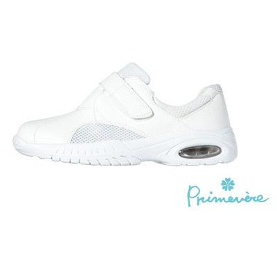マリアンヌ製靴 ナースシューズ 男女兼用 バリュ!V1 21.5cm 1足 (取寄品)