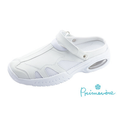 マリアンヌ製靴 ナースシューズ 男女兼用 バリュ!V5 24.5cm 1足 (取寄品)