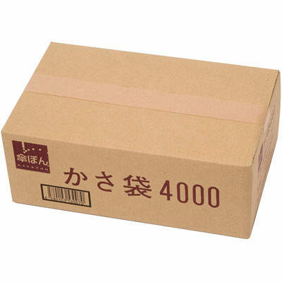 新倉計量器 傘ぽん 専用傘袋 1箱(4000枚入)