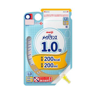 明治 明治メイバランス1.0Zパック 200kcaL 1671490 1箱(12パック入) (取寄品)