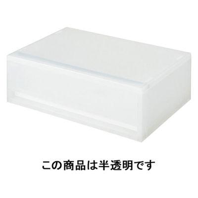 PPケース 引出式・横ワイド・浅型