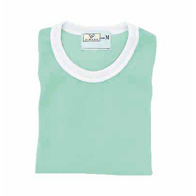 トンボ キラク Tシャツ ミント  3L CR055-40 1枚  (取寄品)