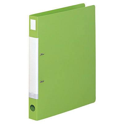 リヒトラブ 介護記録ファイル 黄緑 HM603-6 1冊