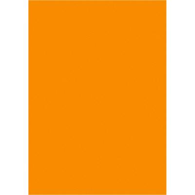 タカ印 ケイコーポスター B5判・橙 薄口 13-5104 1冊(50枚入) (取寄品)