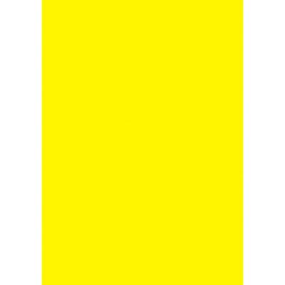 タカ印 ケイコーポスター A4判・レモン 薄口 13-5115 1冊(50枚入) (取寄品)