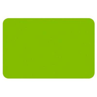 タカ印 ケイコーカード 中 ¥なし 緑 14-3536 1箱(30枚入×5冊) (取寄品)