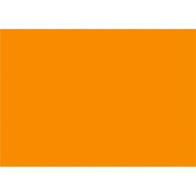 タカ印 ケイコーカード B6判 橙 14-3564 1箱(10枚入×5冊) (取寄品)