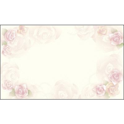 タカ印 カード ロージー 名刺サイズ 16-1635 1箱(30枚入×5冊) (取寄品)