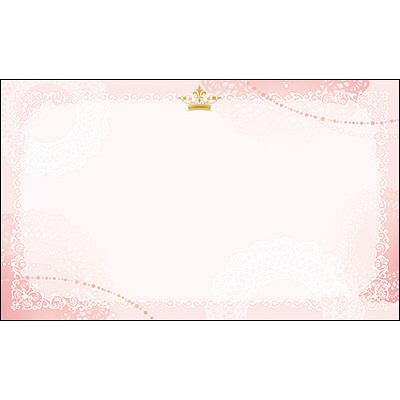 タカ印 カード 王冠 名刺サイズ 16-1740 1箱(30枚入×5冊) (取寄品)